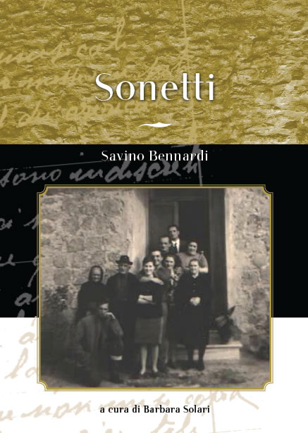 I sonetti di Savino Bennardi