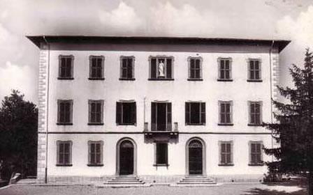Il seminario vescovile di Roccatederighi